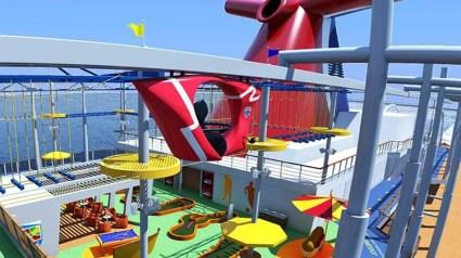 Carnival Vista Skyrider