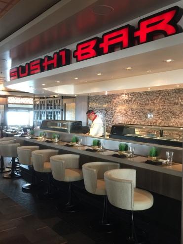 Norweigan Jade sushi bar