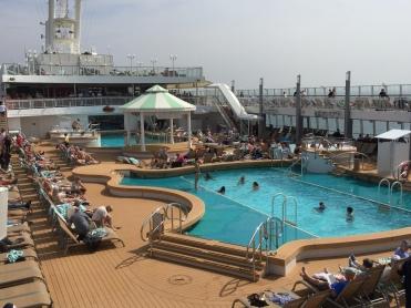 Norwegian Jade top deck