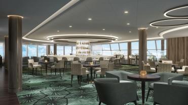 Norwegian Encore - Observation Lounge - Bar