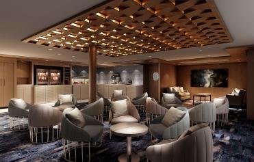 Norwegian Encore - Studio Lounge