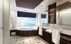 Norwegian Encore -The Haven Two-Bedroom Family Villa - Bathroom