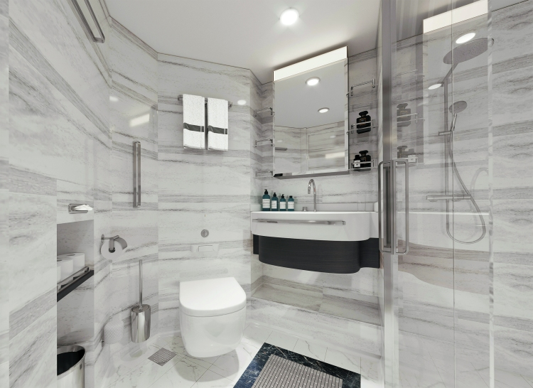 SPL Deluxe & Veranda - Bathroom